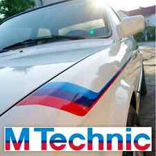 BMW e30 e24 e28 - Mtech stickers decals KIT