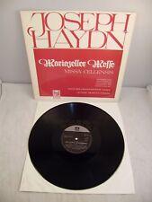 Joseph Haydn Mariazeller Messe Missa Cellensis Heinrich Ehmann LP