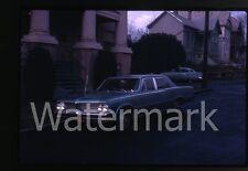 1960s photo slide  Pontiac car automobile #2 Oregon License Plate
