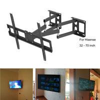 TV Wall Mount Corner Bracket for Hisense 32 40 50 55 58 60 65 70 inch