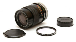 Canon FD 135mm F3.5 S. C. Lens For Canon FD Mount! Good Condition!