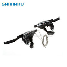 Shimano ST-EF65-8 3x8S Bike MTB Brake Shifter Set Brake Levers Shift Levers