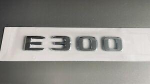 /2006/ Mercedes-Benz Typenschild Schriftzug Heckklappe E300 W124 W207 W210 W211