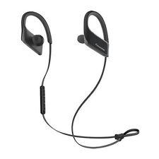 Panasonic RPBTS30EK Wireless Waterproof Sports Bluetooth Earphones - Black