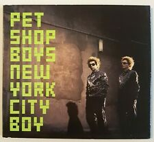 PET SHOP BOYS : NEW YORK CITY BOY (PROMO) ♦ Maxi-CD ♦