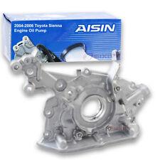 AISIN Oil Pump for 2004-2006 Toyota Sienna 3.3L V6 - Engine xz