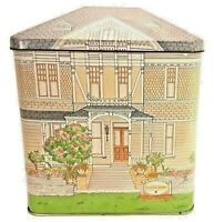 Sutter Home Winery's Victorian House Collectible Tin Napa Valley Wine Gift Box