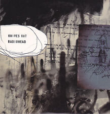 RADIOHEAD-Knives Out cd single