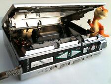 Sanyo MR-R8 Walkman Cassette-Corder/Recorder RARE Kassettenspieler LOGIC speaker