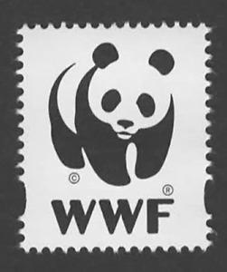 2011 Cinderella Label from World Wildlife Fund WWF Prestige PSB DX52