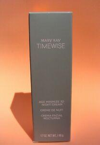 MARY KAY TIMEWISE AGE MINIMIZE 3D~NIGHT CREAM, FREE SHIPPING # 089006