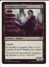 4x Indulgent Aristocrat / Schwelgender Aristokrat (Shadows over Innistrad)