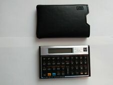 Vintage HP Hewlett Packard 15C Scientific Calculator With Case