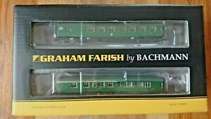 Graham Farish 372-676 4CEP 4 Car EMU 7126 SR Multiple Unit Green 6DCC Ready NEW