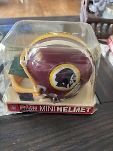 Paul Johnson Autograph Riddell Washingto Mini Helmet Signed Upper Deck COA
