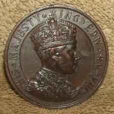 1937 King Edward VIII Coronation Medal
