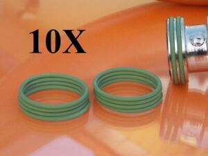 10 x O RINGS EXHAUST PIPE KTM HUSQVARNA HUSABERG BETA SHERCO GAS GAS 2 STROKE