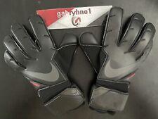 Nike GK Vapor Grip 3 Goalkeeper Gloves CN5650-011 Adult Unisex Size 8 Soccer GK