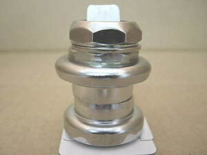 "New-Old-Stock Chromoly Steel Threaded Headset...1"" JIS Dimensions"