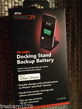 Ativa Mobil-it Portable Stand Backup Battery For iPhone/iPod NEW SEALED LOOK!!!