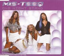MIS-TEEQ - One Night Stand (UK 4 Track Enh CD Single)