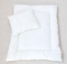 BABYLUX 2 tlg.Kinderbettwäsche FÜLLUNG 90 x 120 cm Bettwäsche Decke und Kissen M