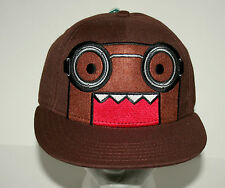 Anime Domo Brown Baseball Trucker Steam Punk Hat Cap New Tags L/XL Big Tent