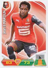 JEAN MAKOUN # CAMEROON STADE RENNAIS.FC TRADING CARDS ADRENALYN PANINI FOOT 2013