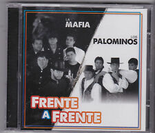"LA MAFIA & LOS PALOMINOS-'Frente a Frente""  Tejano Tex Mex CD SEALED! (#301)"
