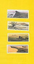 "SWA NAMIBIA  1977 - postfrisch**MNH - MiNr. 427-430 ""Geologie: Namib-Wüste"""