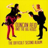 Duncan Reid And The Big Heads - The Difficult (Vinyl LP - 2014 - EU - Original)