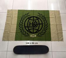 """Habitat Skateboards World 57"""" RARE NEW Banner"""
