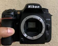 Nikon D7500 DX-Format Digital SLR Body - Black