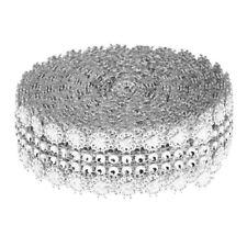 5 yard diamant maille wrap rouleau strass mariage ruban décoration fête