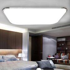 2x 24W Dimmbar Deckenleuchte LED mit Fernbedienung Küche Deckenlampe Wohnzimmer