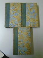 SCHILLER - OEUVRES DRAMATIQUES - 3 VOLUMES- 1865- ED DIDIER