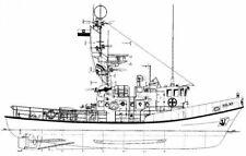 Bauplan Halny Modellbauplan Schiffsmodell