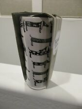 NEW Dachshund Dog Porcelain Doxie JUMBO Travel Mug CIROA NEW - 450ml