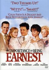 The Importance of Being Earnest [New DVD] Ac-3/Dolby Digital, Dolby, Dubbed, S