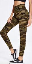 Women Winter Xmas Thick Warm Lined Thermal Stretchy Slim Skinny Leggings Pants v