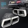 Exhaust Tips Muffler End Fit for Benz E-Class W212 W204 W216 W218 W219 W207 AMG