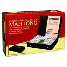 Classic Game Collection Mah Jong Tile Game NEW