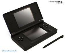 Nintendo DS - Konsole Lite #Cobalt Blau-Schwarz mit neuem Gehäuse NEUWERTIG