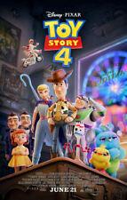 Toy Story 4 Movie Poster Print Wall Art Photo 8x10 11x17 16x20 22x28 24x36 27x40
