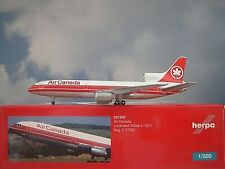 Herpa Wings1:500 Lockheed L-10 TriStar Air Canada C-FTNT 531238 Modellairport500