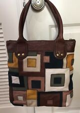 Fossil Fifty-four Large Leather Handbag