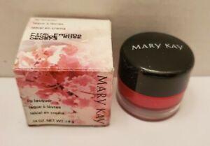 Mary Kay Pink Pagoda #060573 Lip Lacquer Mini Retractable NO Lip Brush INCLUDED