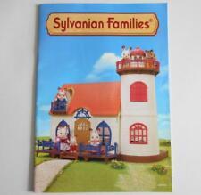 Sylvanian Families catálogo 2017 FOLLETO + AQUABEADS
