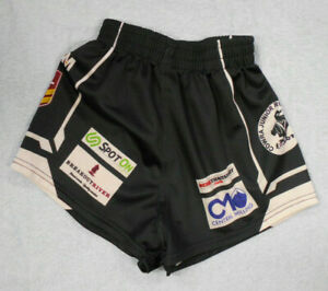#VV1.  SMALL COWRA   JUNIOR RUGBY LEAGUE   SHORTS SIZE 10