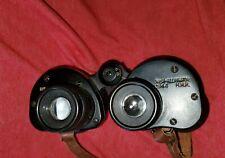 New listing Vintage 1942 WWII US Military M3 6x30 Nash Kelvinator H.M.R. Binoculars + Case